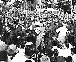 砂川事件1955
