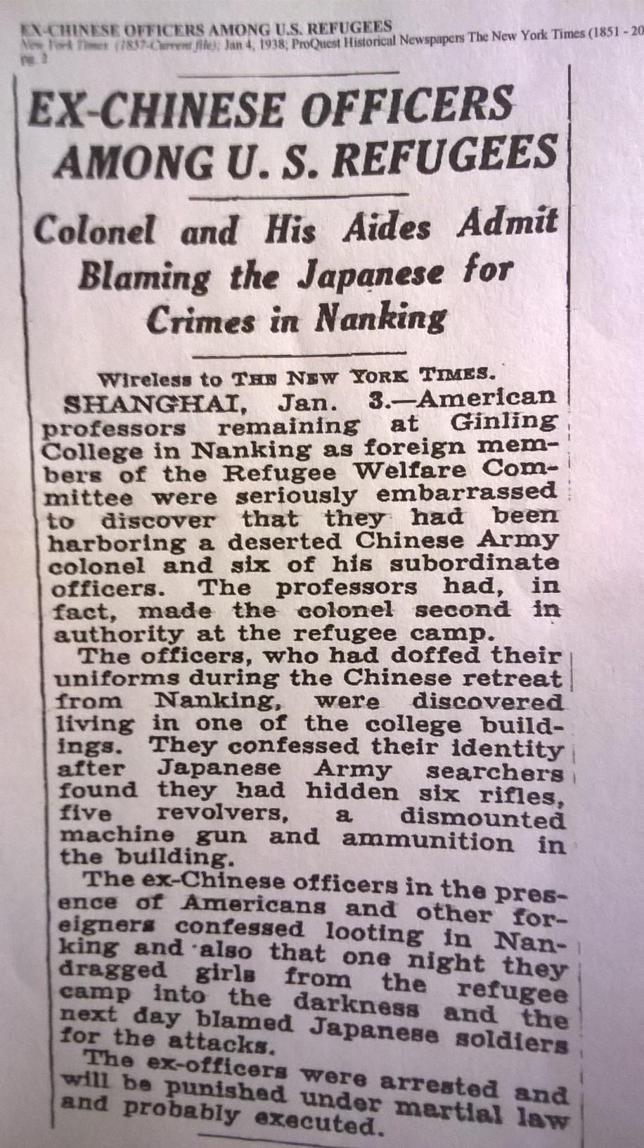 NYT 4 JAN 1938 B