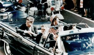 Kennedy JFK_limousine