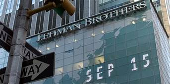 Lehman Brothers Sep 15 2008